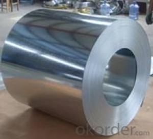 Hot Dipped Galvanized Steel Coils With Different Size