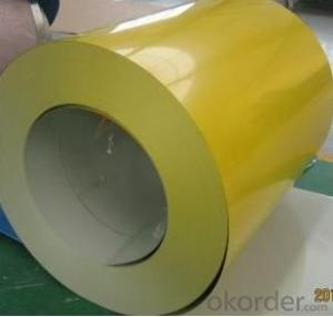 Color Coated Zinc Steel Coil Plate/sheet