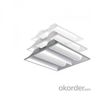 LED Recessed Troffer Artemis Series DP1201-1X4-LED42W/40