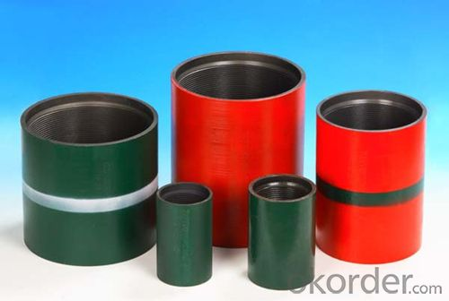 Casing and Tubing Coupling with API 5CT Standard