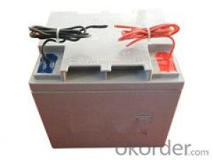 gel vrla battery for alarm system  2v 300 ah
