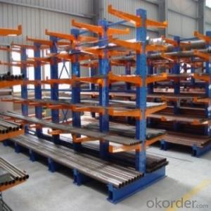 Cantilever Pallet Racking Shelves for Warehouse