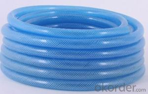 PVC   Fiber Flexible Reinforced soft  Hose