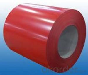 Hot dipped  color coated Galvanized steel from China, CNBM, fast delivery