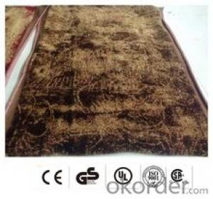Carpet Rug of 100% Acrylic in Bedroom for Fireproof