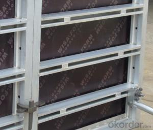 Automatic Climbing Formwork for Construction Building