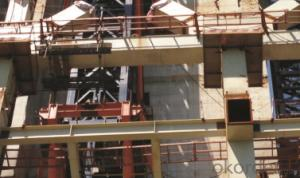 AUTO CLIMBING FORMWORKS FOR CONSTRUCTION BUILDING