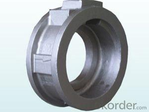 Stainless Steel  Impeller Made by Lost Wax Casting