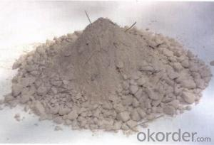 High Aluminum Clay Refractory Mortar with High Quality