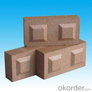 Refractoriness SK32 1710C for clay brick