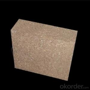 Magnesia Hercynite Composite Bricks High Refractoriness