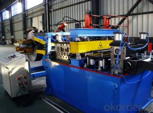 Pallet Rack Profile Roll Forming Machines