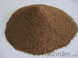 Golden Expanded Vermiculite for Refractory Field