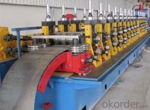 High Way Guard Rail Roll Forming Machine