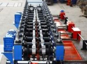 Cable Tray Profiles Cold Roll Forming Machine