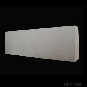 Insulating Fired Brick with 65% Al2O3 min High Alumina