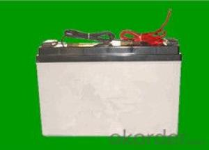 lead-acid battery Toyo AGM VRLA deep cycle 12V 90AH