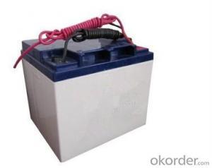 lead-acid battery Toyo AGM VRLA deep cycle 12V 65AH