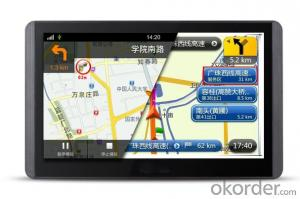 Car GPS Navigation with CE/ROHS Certificates 7 Inch High Quality