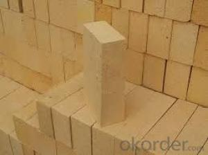 High Alumina Ladle Bricks for EAF roof