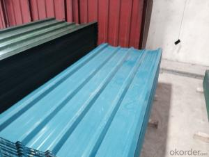 Color coated corrugated galvanized steel coils SGCC, DX51D,China origin