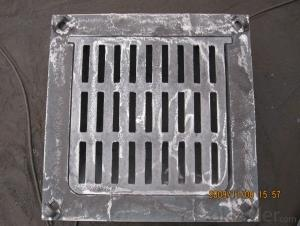 Manhole Cover with Ductile Cast Iron Material for Water Draining CMAX BS EN 124