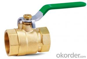 Brass Ball Valve nickel, brass, Chrome, Stainless Steel