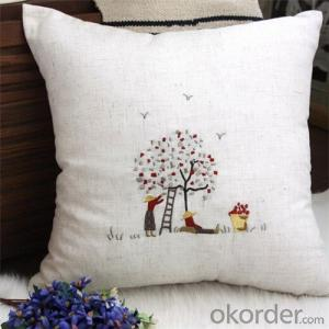 Chair Pillow New Stype Print Size 45*45mm