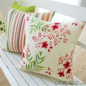 Sofa Pillow Size 60*60 CM Filling 100% Polystyrene