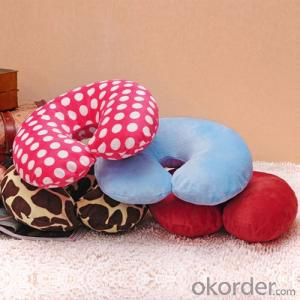 Most Comfortable Travel Pillow with Beautiful Pattern