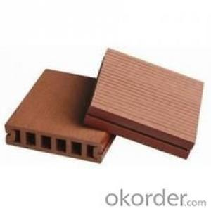 Environment Friendly WPC(Wood Plastic Composite)decking Made In China