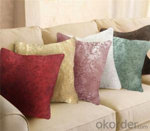 Sofa Pillow Cover Material 100% Cotton