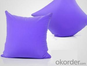 Plain Beads Pillow For Protecting Your Neck