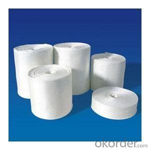 Ceramic Fiber Blanket for Fire Resistant (COM, ST, HP, HAA, Hz)
