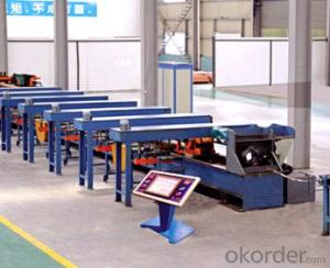 Hydraulic Drawing Bench for Copper Bus Bar with Nice Performance