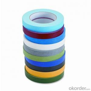Wholesale Masking Tape Crepe Paper Tape Custom Made High Quality