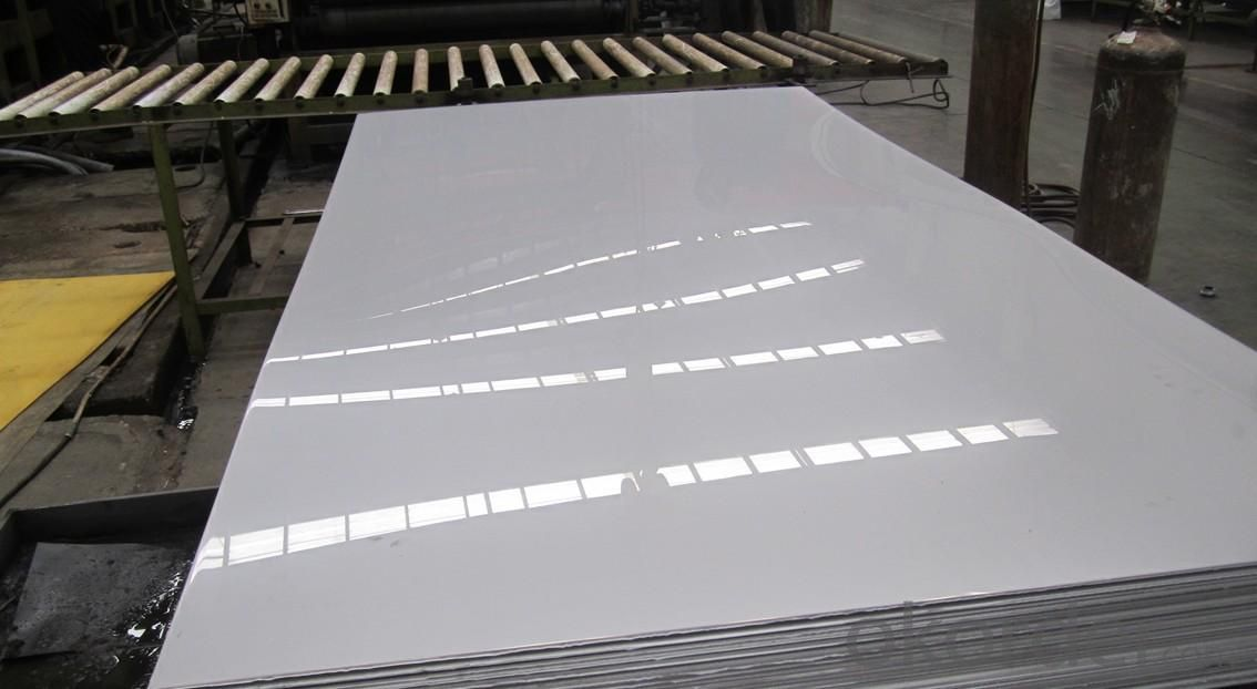 corrugated stainless steel sheet with low price