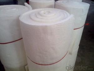 Ceramic Fiber Round Braided Packing with CE certification