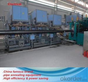 M frequency pipe seam online annealing equipment