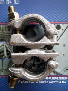 scaffolding  couplers for sale Real  Factory in china