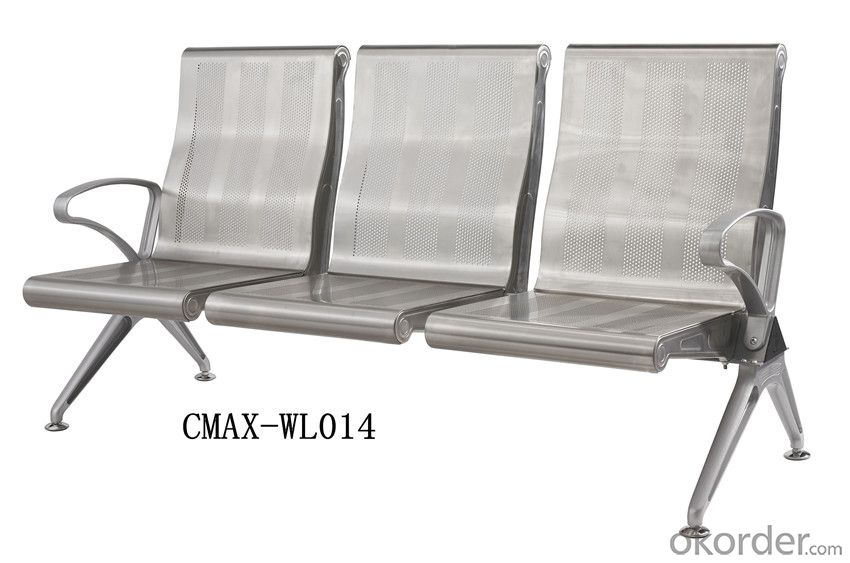 Public Waiting Chair with Great Workmanship CMAX-WL014