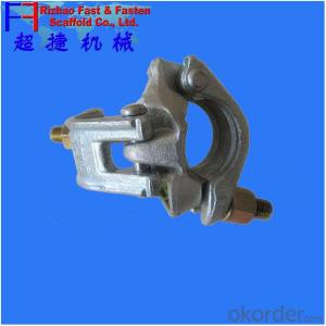 scaffolding  Double couplers forged  for sale