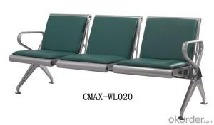 Durable Public Waiting Chair with 3 Seater CMAX-WL020