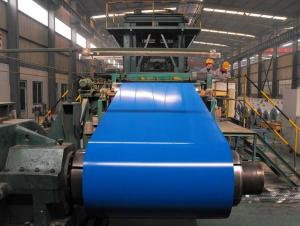 color coated galvanized steel Rolled coil