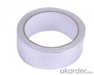 Aluminum Foil Tape for HVAC System, Refrigerate, Air Condioning and Insulation T-F2404SP