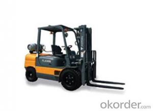 Forklift: FL530Q,Ergonomic design, comfortable operation;