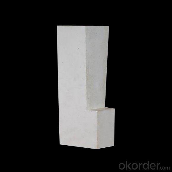 High magnesium refractory bricks used in glass kiln