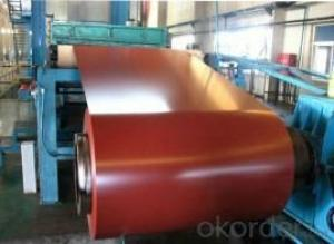 Color Coated Alu-zinc Steel Coil PPGP for Constructions