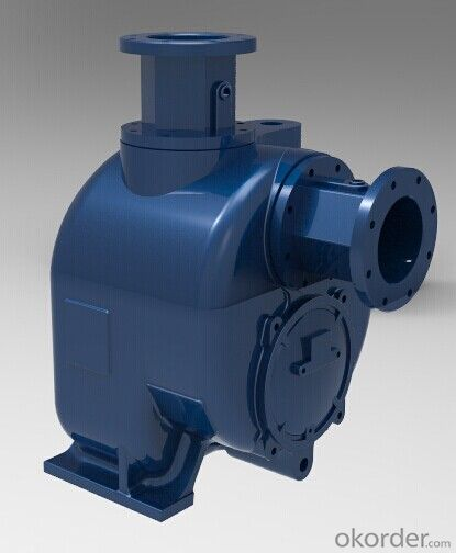special pump for factory industry diesel engine powered