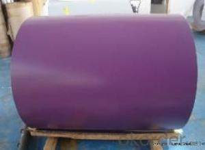 Color Coated Alu-zinc Steel Coil PPGP for building material